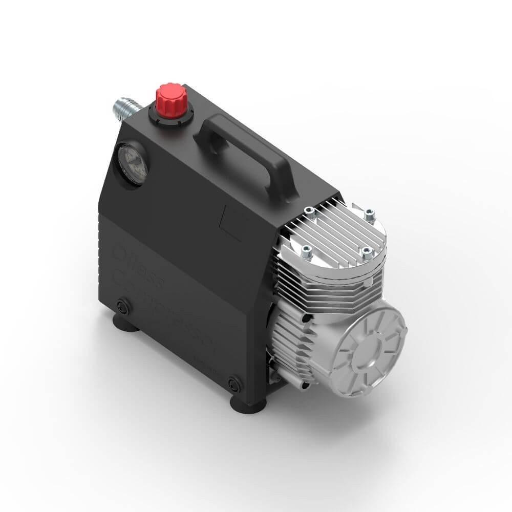 Baterijski brezoljni kompresorji