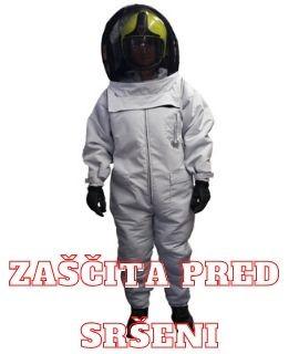 Zaščitna obleka pred sršeni
